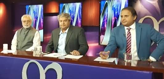 92 Special (Rauf Klasra, Amir Mateen & Ayaz Amir on PTI March) – 3rd September 2016