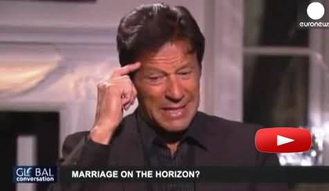 A Girl Asks Question to Imran Khan, Will He Ever Marry Again in His Life