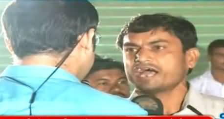 A Guy From Karachi Slams Nawaz Sharif, Khawaja Asif & Qaim Ali Shah Over Load Shedding