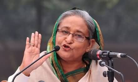 A Man Sentenced To Seven Year in Prison For Just Posting Fake Picture of Haseena Wajid on Social Media