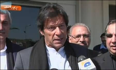 A New NRO is Being Prepared To Save Pervez Musharraf - Imran Khan