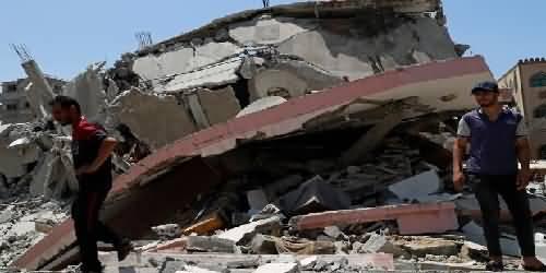 A Senior Hamas Commander Killed in An Israeli Airstrike in Gaza
