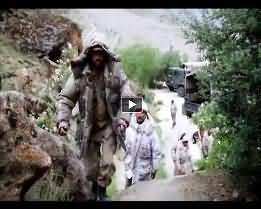 A Tribute to Gyari Shuhadas - Salam to Pakistan Armed Forces