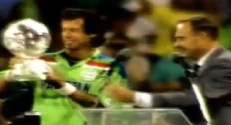 A Very Funny Short Documentary on The Life of Imran Khan