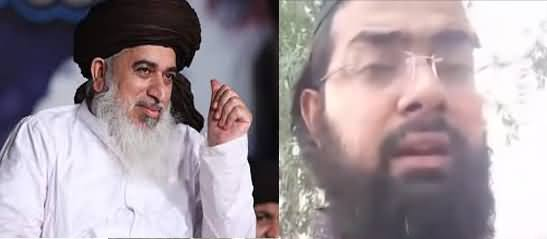 A Young Man's Excellent Reply To Khadim Hussain Rizvi