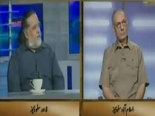 Aaisy Nahi Chalay Ga (Challenges on Eastern & Western Borders) – 1st September 2015
