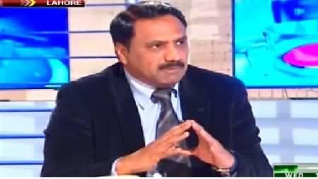 Aaisy Nahi Chalay Ga (Nawaz Sharif Sauidi Arab Ke Daure Par) – 4th March 2015