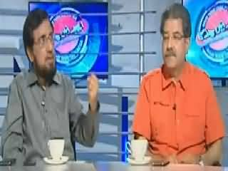 Aaisy Nahi Chalay Ga (Safoora Incident: Highly Qualified Terrorists) – 21st May 2015