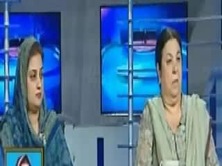 Aaisy Nahi Chalay Ga (Zardari PMLN Par Bharak Uthey) – 31st August 2015