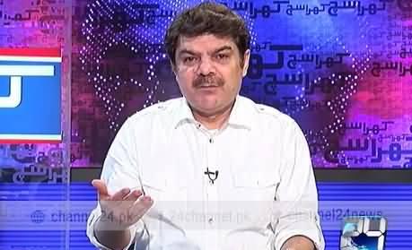 Aaj Agar Allama Iqbal Zinda Hote Tu Panama Leaks Dekh Kar Dobara Faut Ho Jaate - Mubashir Luqman