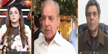 Aaj Ayesha Ehtesham Kay Sath (Nawaz Sharif Critical Condition) - 24th October 2019