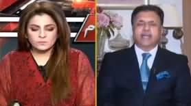 Aaj Ayesha Ehtesham Kay Sath (Pakistan's Diplomatic Success) - 17th February 2020