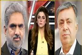 Aaj Ayesha Ehtesham Ke Saath (Asad Umar Out) – 18th April 2019