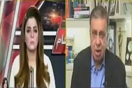 Aaj Ayesha Ehtesham Ke Saath (Imran Khan Unhappy With Asad Umar) – 15th April 2019