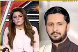 Aaj Ayesha Ehtesham Ke Saath (Imran Khan Vs Bilawal) – 25th April 2019