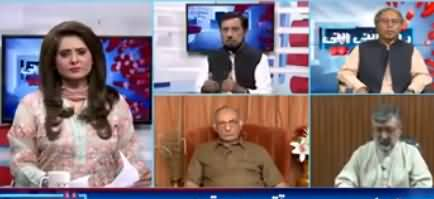 Aaj Bhi Agar 1999 Wali Situation Hui Tu Nawaz Sharif Ka Sath Koi Nahi De Ga - Irshad Arif