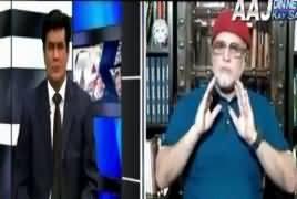 Aaj Din News kay Sath (Zaid Hamid Exclusive Interview) – 27 April 2017