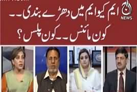 Aaj Exclusive (Grouping in MQM) – 19th February 2018
