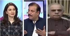 Aaj Exclusive (Pak America Relations) – 31st August 2018