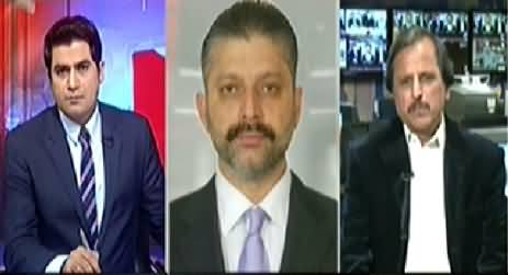 Aaj Geo News Ke Saath (Kya PTI Karachi Band Kare Gi?) – 11th December 2014
