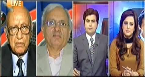 Aaj Geo News Ke Saath (PTI MNAs Resignations Issue) – 29th October 2014