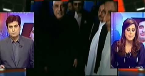 Aaj Geo News Ke Saath (Serious Corruption in Tharparkar) - 7th November 2014