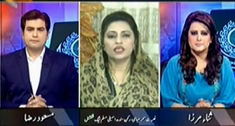 Aaj Geo News Ke Saath (Sindh Govt Silent on Deaths in Thar) – 11th November 2014
