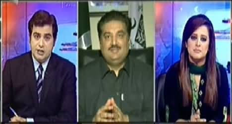 Aaj Geo News Ke Saath (Special Talk with Khurram Dastageer) – 28th October 2014