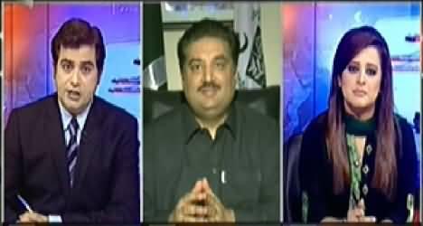 Aaj Geo News Ke Saath (Special Talk with Khurram Dastageer) – 28th October 2014
