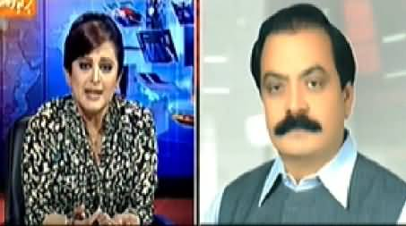 Aaj Geo News Ke Saath (Who Want Violence in Faisalabad) – 8th December 2014