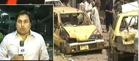 Aaj Kamran Khan ke Saath - 1st July 2013 (Quetta Aur Peshawar Main Dehshat Ka Raj...)