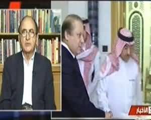 Aaj Kamran Khan Ke Saath - 5th August 2013 (Nawaz Sharif Ki Saudi Badshah Se Mulakat)