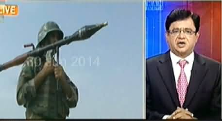 Aaj Kamran Khan Ke Saath (Military Operation Successfully Continued) – 30th June 2014