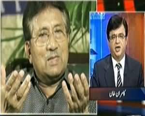 Aaj Kamran Khan Ke Saath (Musharraf is Not Alone Culprit) – 31st January 2014