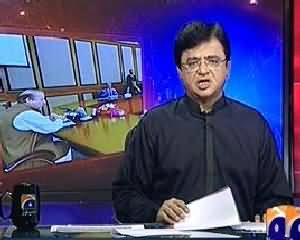 Aaj Kamran Khan Ke Saath (Nawaz Sharif Apni Team Ko Badlain Ya Un Main Naye Rooh Phonkein) - 9th October 2013