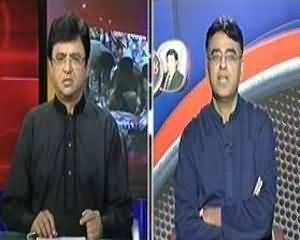 Aaj Kamran Khan Ke Saath (Qaum Muzakraat Kare Gi Ya Jung..??) - 16th September 2013