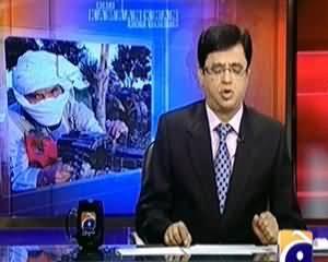 Aaj Kamran Khan Ke Saath (Second Ceasefire Deadline Ended) – 10th April 2014