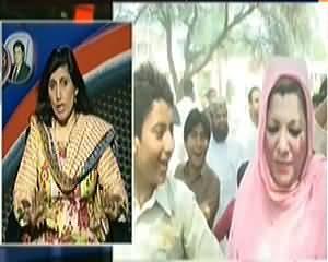 Aaj Kamran Khan Ke Saath (Unethical Attitude in Pakistani Politics) - 2nd June 2014