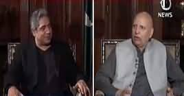 Aaj Rana Mubashir Kay Saath (Governor Punjab Exclusive) – 8th February 2019