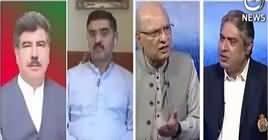 Aaj Rana Mubashir Kay Saath (Judge Ko Farigh Kar Dia Gaya) – 12th July 2019