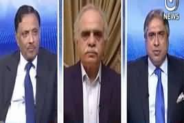 Aaj Rana Mubashir Kay Saath (Kashmir Issue Burning) – 17th August 2019