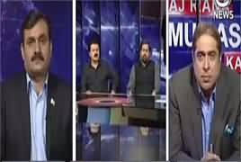 Aaj Rana Mubashir Kay Saath (Khadim Rizvi Ke Dharne) – 12th April 2018