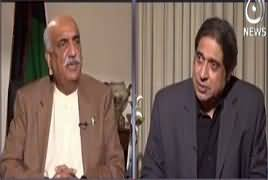 Aaj Rana Mubashir Kay Saath (Khursheed Shah Exclusive) – 13th September 2017