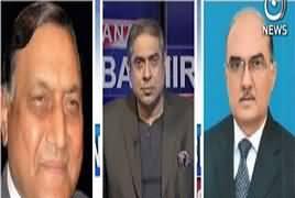 Aaj Rana Mubashir Kay Saath (Kulbhushan Yadav) – 25th December 2017