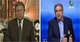 Aaj Rana Mubashir Kay Saath (Pervez Musharraf Exclusive Interview) – 1st March 2019
