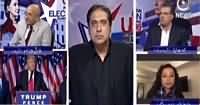 Aaj Rana Mubashir Kay Saath (US Election) – 9th November 2016