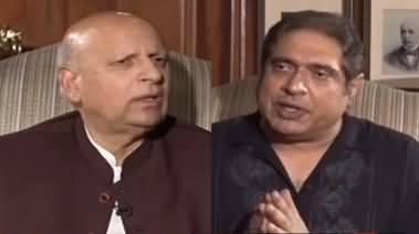 Aaj Rana Mubashir Kay Sath (Ch. Sarwar Exclusive Interview) - 14th August 2020
