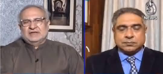 Aaj Rana Mubashir Kay Sath (Differences In PDM) - 26th December 2020