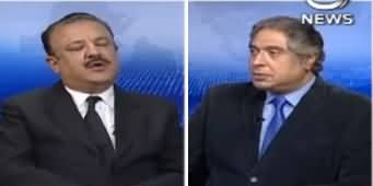 Aaj Rana Mubashir Kay Sath (Discussion on Current Issues) - 14th February 2020