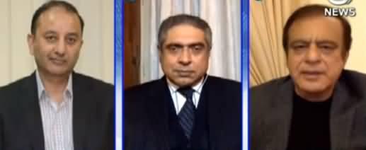 Aaj Rana Mubashir Kay Sath (Early Senate Elections) - 20th December 2020